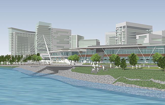 the waterfront vancouver usa gramor development urban